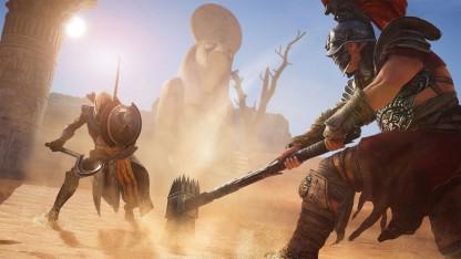 Превью Assassin's Creed: Origins. «Образовательный» режим и головоломки в духе Tomb Raider