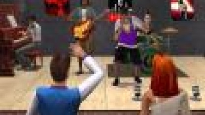 Первый взгляд. The Sims 2: University
