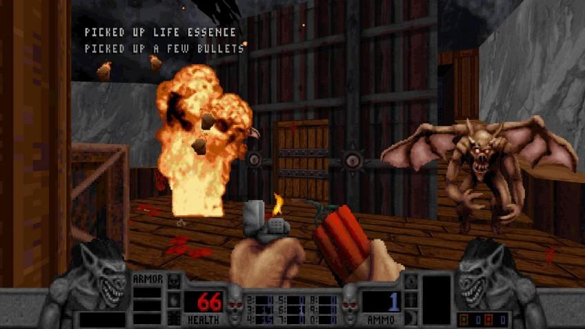 Игромания Flashback: Blood (1997)