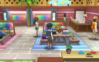 Приключение в кармане. Обзор Pokémon Sun and Moon
