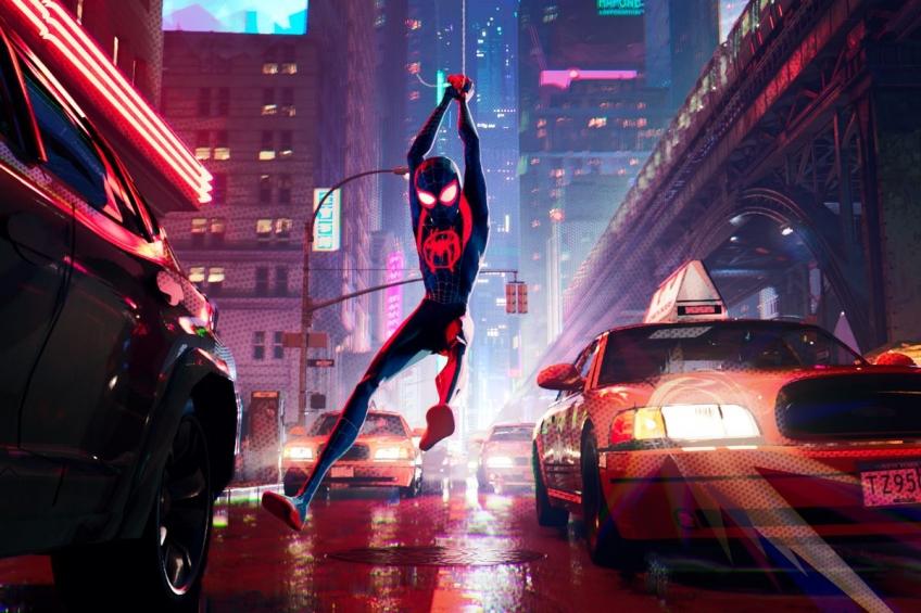 «Человек-паук: Через вселенные». Ещё один паучок