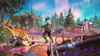 Обзор Far Cry New Dawn. Какой-то неправильный постапокалипсис