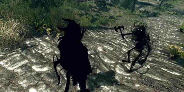 The Elder Scrolls V: Skyrim. Прохождение даэдрических квестов