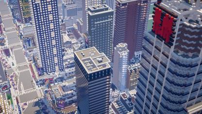 Семь чудес Minecraft: самые впечатляющие постройки