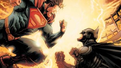 Вселенная Injustice. Хроники войны супергероев DC