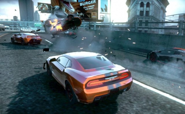 Ridge Racer: Unbounded