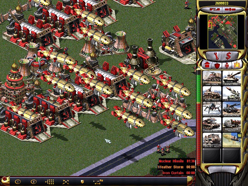 Ретро-обзор. Command & Conquer: Red Alert 2 (2000)