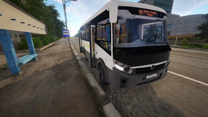 Bus Driver Simulator 2019. За проезд передаём!