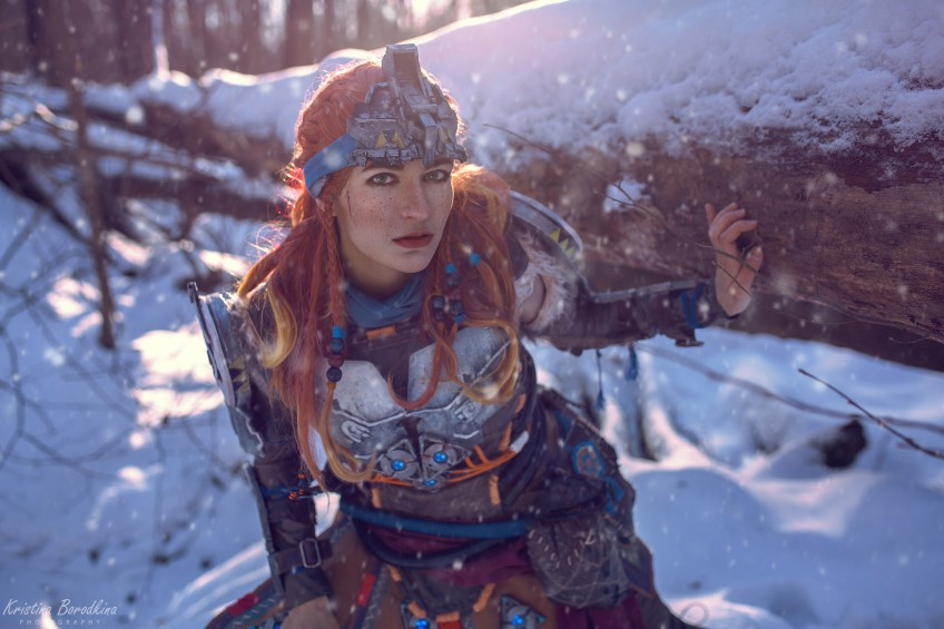 Косплей недели: Darling in the Franxx, Horizon Zero Dawn, Marvel, The Witcher, Dragon Age II
