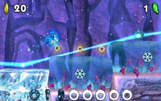 Выжигаем и морозим. Обзор Sonic Boom: Fire & Ice
