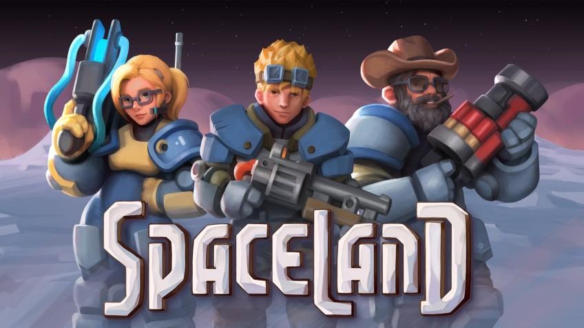 Spaceland: первая российская игра в Apple Arcade