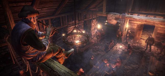 Мини-игры в «Ведьмаке»: как Геральт проводит свободное время