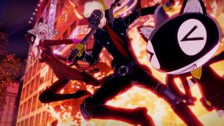 Обзор Persona5 Strikers. Дорогой фанфик