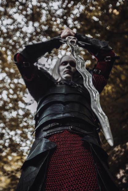 Косплей недели: Fate/Grand Order, «Гарри Поттер», Legacy of Kain: Blood Omen, Helltaker, Cyberpunk 2077