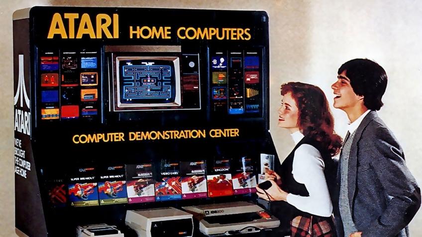 Компания Atari. Девять фактов о легендарной фирме индустрии