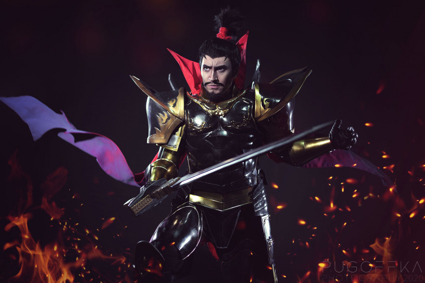 Косплей недели: League of Legends, Samurai Warriors 4, Dota 2, «Сорвиголова»