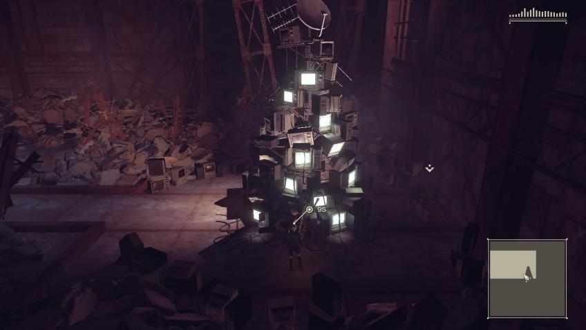 Обзор Nier: Automata. Тест Войт-Кампфа