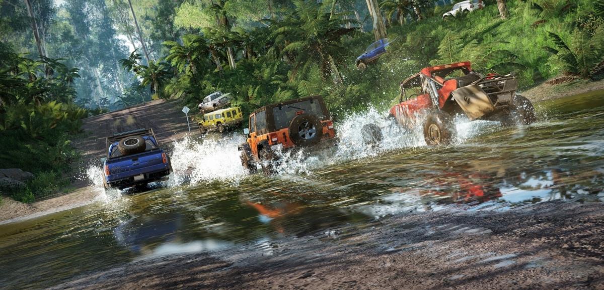 Гонка года: F1 2016, Trackmania Turbo, Forza Horizon 3