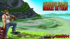 Обзор Serious Sam's Bogus Detour. Ну, это уже несерьезно...