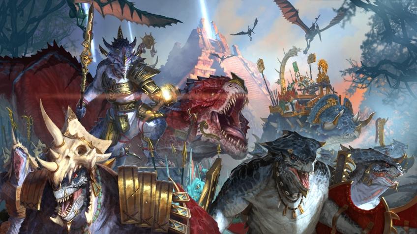 Обзор Total War: WARHAMMER 2. Тропический