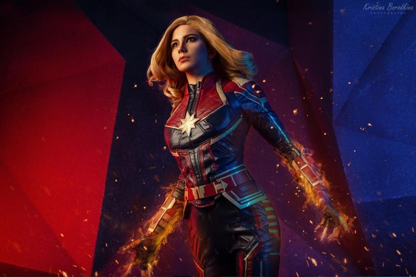 Косплей — специальный выпуск: Marvel