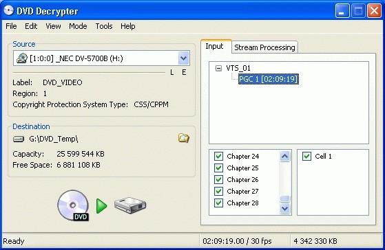 Угнать за 60 минут  Лаконичные инструкции по копированию DVD