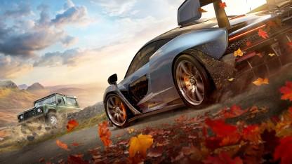 Forza Horizon4. У Playground нет плохой погоды