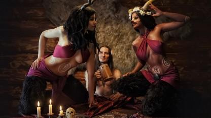 Косплей недели: Tomb Raider, LoL, The Witcher