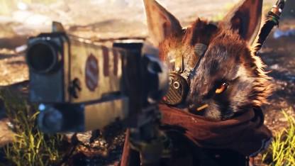 Предварительный обзор BIOMUTANT. Новая игра от создателей Just Cause и Mad Max