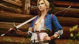 Косплей недели: Overwatch, SH, Warhammer 40k