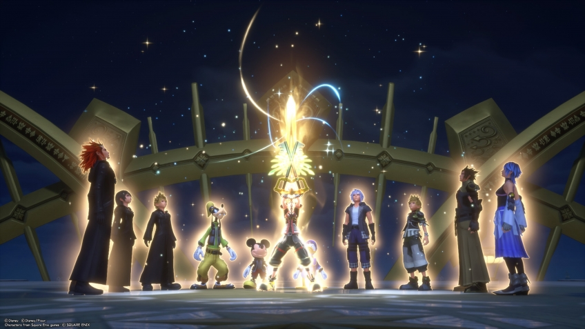 Обзор Kingdom Hearts III. Сказка для не самых маленьких