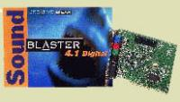 Creative Sound Blaster 4.1 Digital