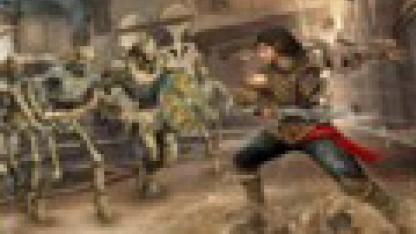 Руководство и прохождение по 'Prince of Persia: Забытые пески'