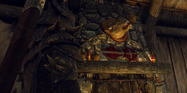 The Elder Scrolls V: Skyrim. Гражданская война — Имперский легион