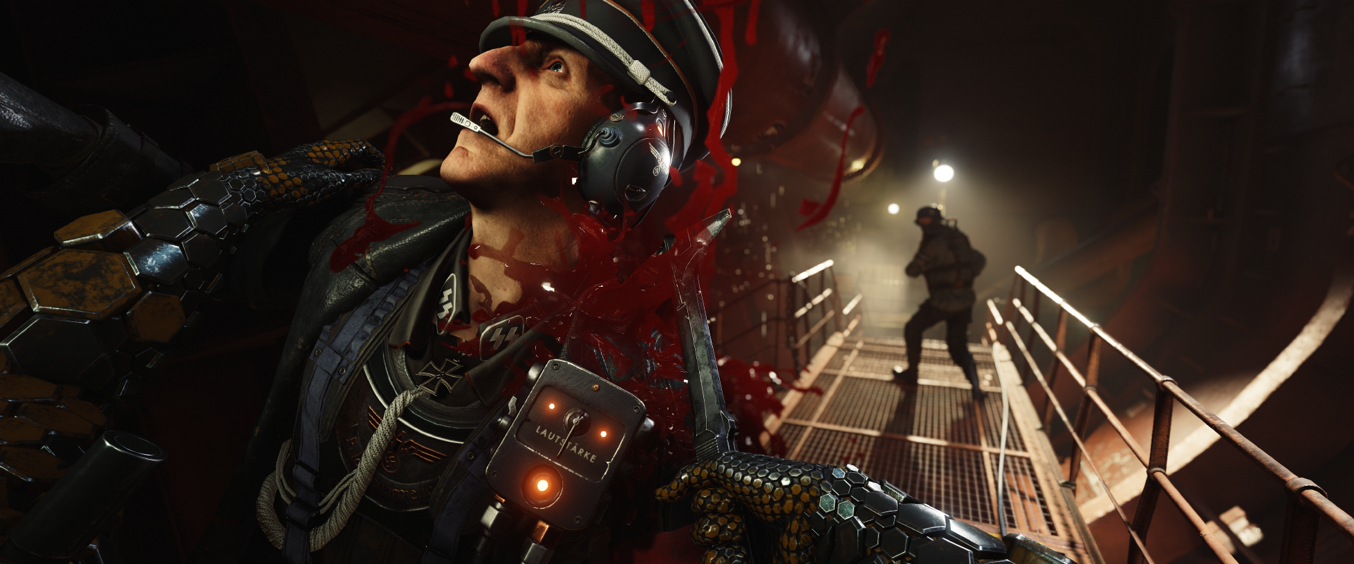 Руководство по врагам в Wolfenstein 2: The New Colossus