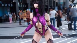 Mortal Kombat9, StarCraft II, Лара Крофт и Бамблби. Косплей со «Старкона»