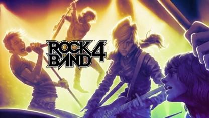 Новый альбом любимой рок-группы. Обзор Rock Band 4