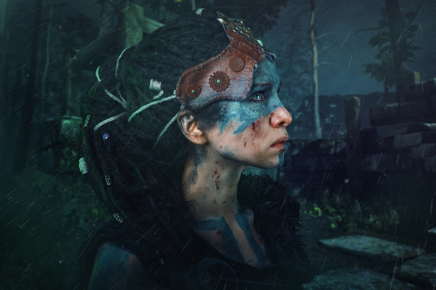 Косплей недели: DC Comics, Hellblade, Friday the 13th