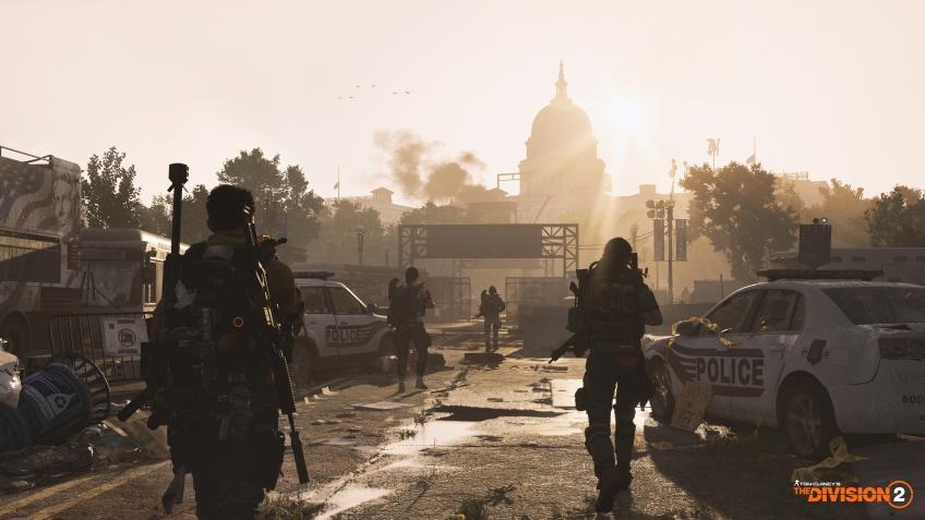 Мультиплеер Tom Clancy's The Division2. Полный хаос, но хочется ещё