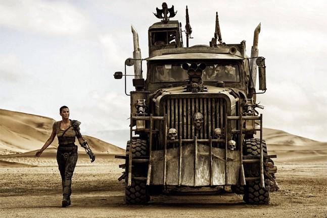 «Безумный Макс: Дорога ярости» — боевик в ритме хард-рока