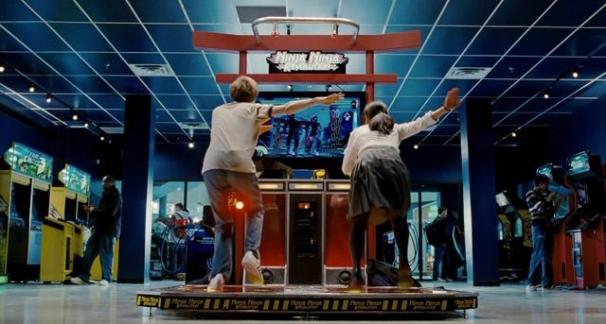 Игра в кино. Зачем в фильмах показывают реально существующие видеоигры?