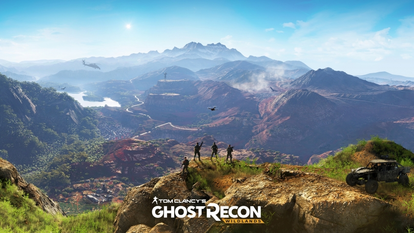 Tom Clancy S Ghost Recon Wildlands скачать игру - фото 5