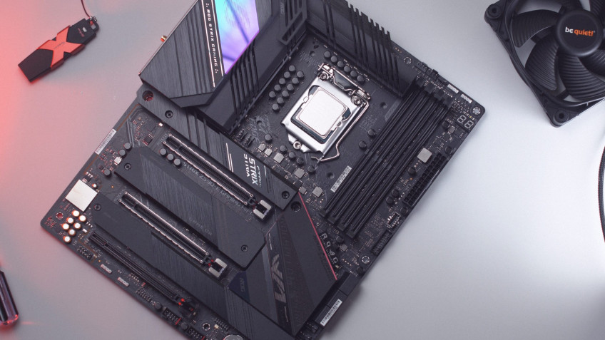 Разгоняем память и Core i9-11900K на ASUS ROG Strix Z590-E Gaming WiFi — подробный обзор платы