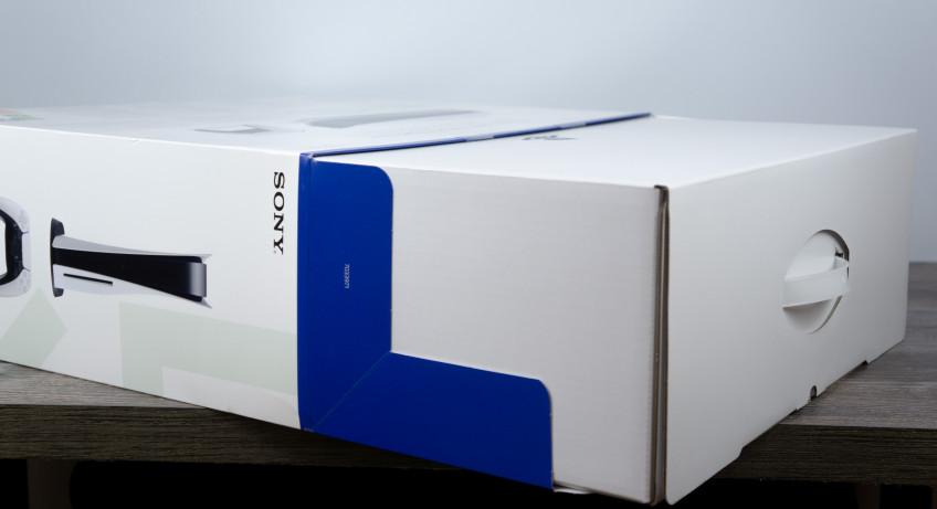 Распаковали PS5. Первые впечатления