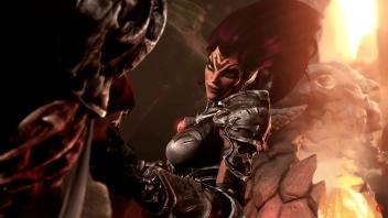 Darksiders III. Управление Яростью