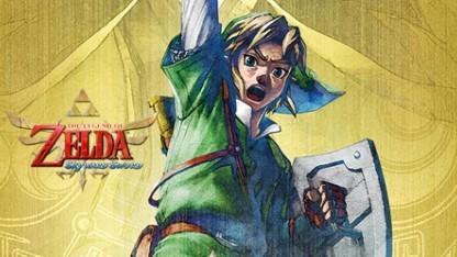 Два дня до конца света. The Legend of Zelda: Skyward Sword