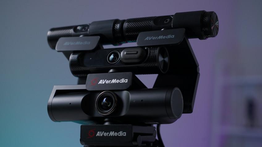 Веб-камеры для онлайн-общения и Twitch, от 3000 до 17 000. Выбираем, какую купить
