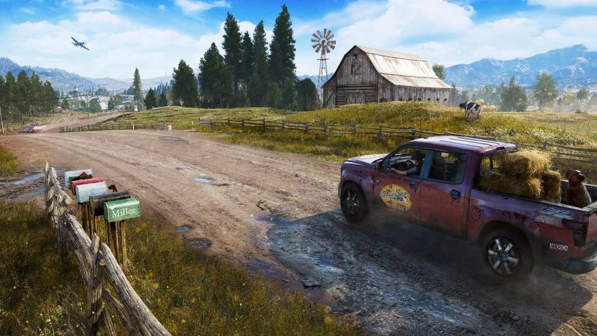 Far Cry 5. Почему именно Монтана?