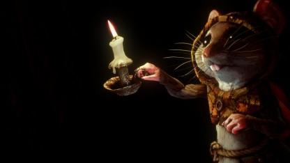 Ghost of a Tale. Я верил в тебя, мышонок!