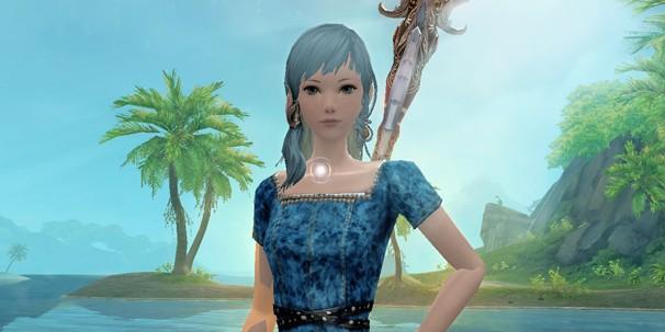 Самые красивые леди Aion